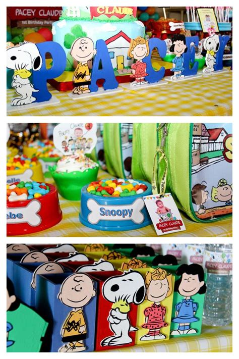 Snoopy Birthday Decorations by Pin By Ruth Bravo On Snoopy Quot Days Of Summer Quot