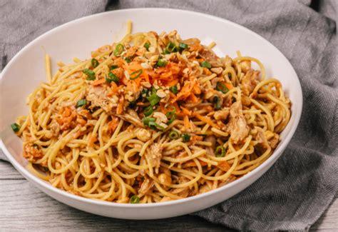 thai pasta salad lunds byerlys thai peanut pasta salad
