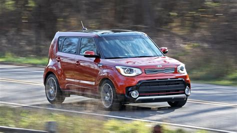kia soul interior 2017 2017 kia soul sx turbo exterior and interior