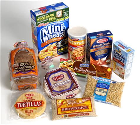 whole grains for wic wic lesson whole grains for health