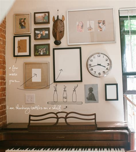 how to hang pictures on a wall how to hang a wall gallery 187 fine art newborn and family