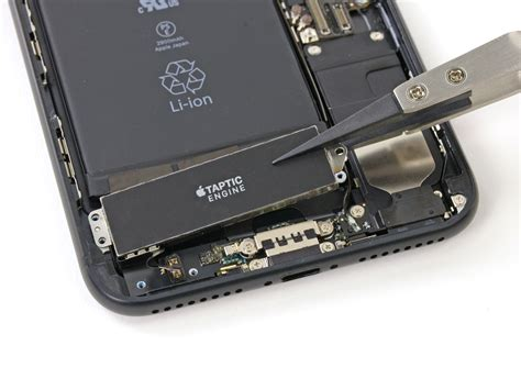 iphone   taptic engine replacement ifixit repair guide