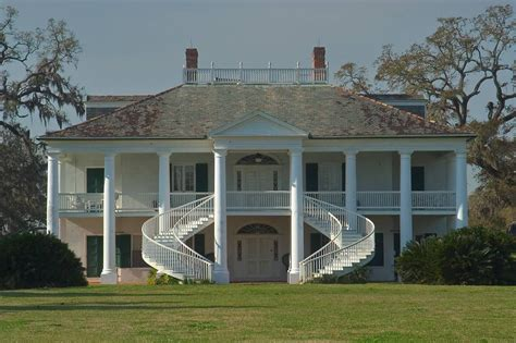plantation style homes for sale evergreen plantation house near wallace louisiana built