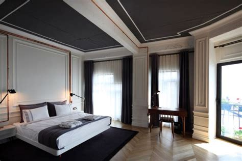 Rooms With Black Ceilings by The Karak 246 Y Rooms In Istanbul Turkey