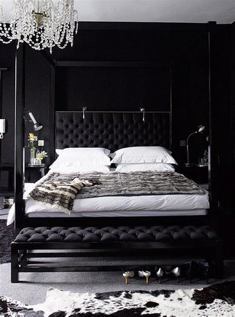 dark bedroom walls how to get a luxury interior design with black walls