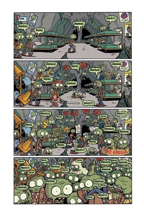 plants vs zombies volume 6 boom boom plants vs zombies volume 6 boom boom hc at tfaw