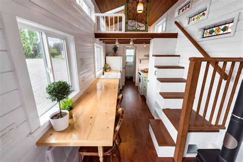 tiny house company tiny house town custom 30 mint tiny home