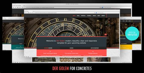 hoxa joomla multipurpose template v2 0 update youtube der golem multipurpose theme for concrete5 concrete5 cms