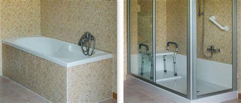 sostituire vasca con doccia fai da te sostituire vasca da bagno con doccia di tecnobad bcasa