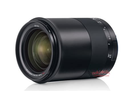 lens for dslr zeiss to announce a new milvus 1 4 35 lens for dslr