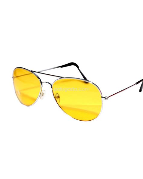Kacamata Anti Silau View Glasses Ready Stock kacamata malam anti silau kuning view glasses