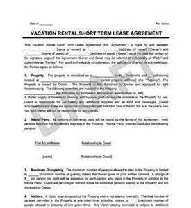 Term Lease Create A Vacation Rental Term Lease Agreement