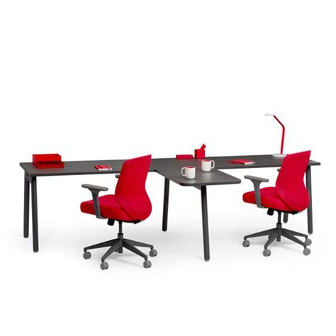 Poppin Furniture by 3rings Poppin S Series A Desk System Can Cater For An