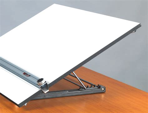 Table Top Drafting Board Martin 174 Deluxe Adjustable Parallel Edge Board Peb K