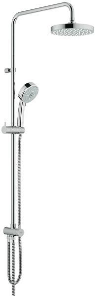 Grohe New Tempesta Cosmopolitan System 200 Shower System 26305000 grohe new tempesta cosmopolitan system 200 shower system