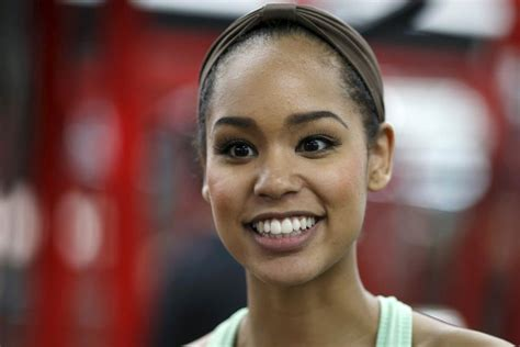 Jp Black a half black japanese is raising eyebrows but will she change minds