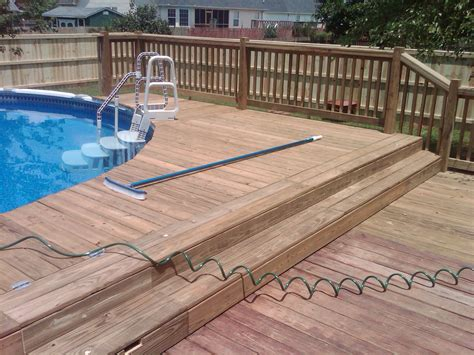 Wood Pool Deck | wood decks wood decks pool