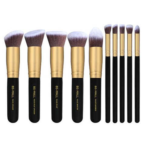 best professional makeup brushes 10 best makeup brush sets of 2018 top professional
