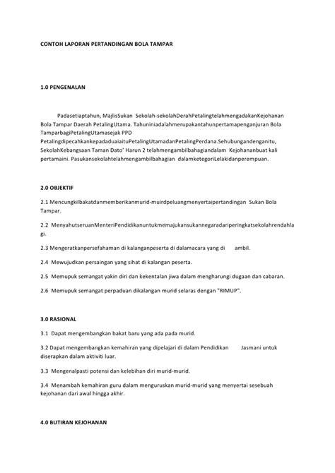 contoh kertas kerja contoh kertas kerja perniagaan contoh