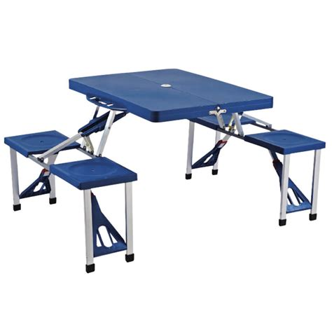 4 picnic table 4 person picnic table and chairs