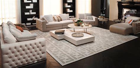 tappeti fendi fendi casa e l eccellenza made in italy