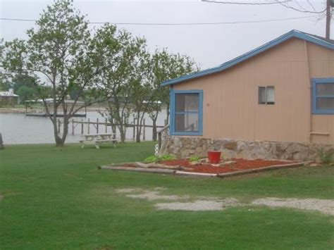 pk lodge unit 10 waterfront possum kingdom lake