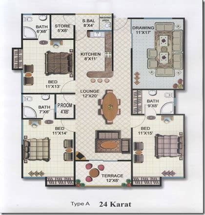 rooms to go payment plan floor plans taloo gold residency property