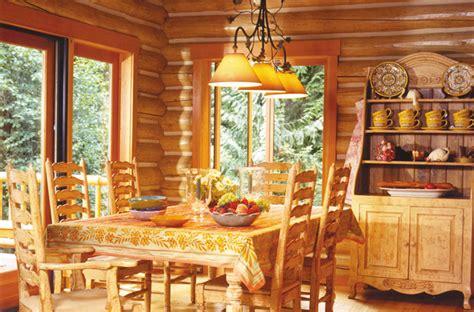 home interior pics log home interiors