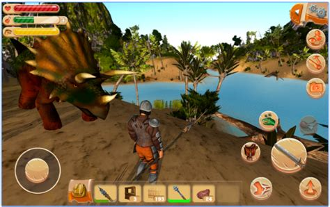 best survival for android the ark of craft dinosaurs survival android offline apkbebas