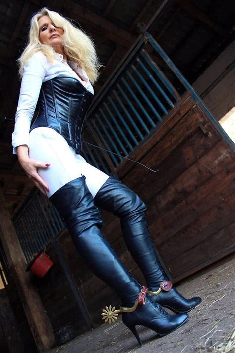 mistress leather riding boot the 254 best images about riding mistress on pinterest