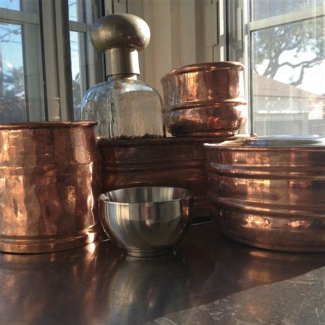 beautiful decanters for kitchens 107 best images about copper pots pans for my kitchen on
