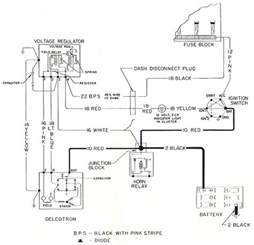 delco remy alternator wiring diagram 4 wire wiring