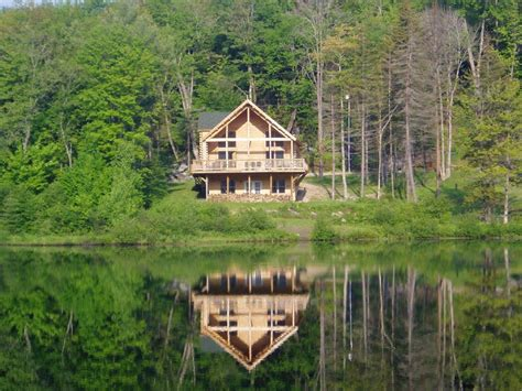 lakefront log home with homeaway new lakefront log home vrbo