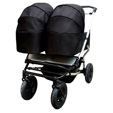Baby carrycot for duet strollers mountain buggy
