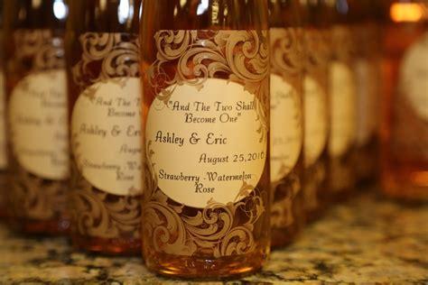 Wine Bottle Wedding Favors – Kindly R.S.V.P. Designs' Blog: Wedding Favors :: Wine