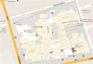 selfridges floor plan google rolls out indoor maps to desktops zdnet