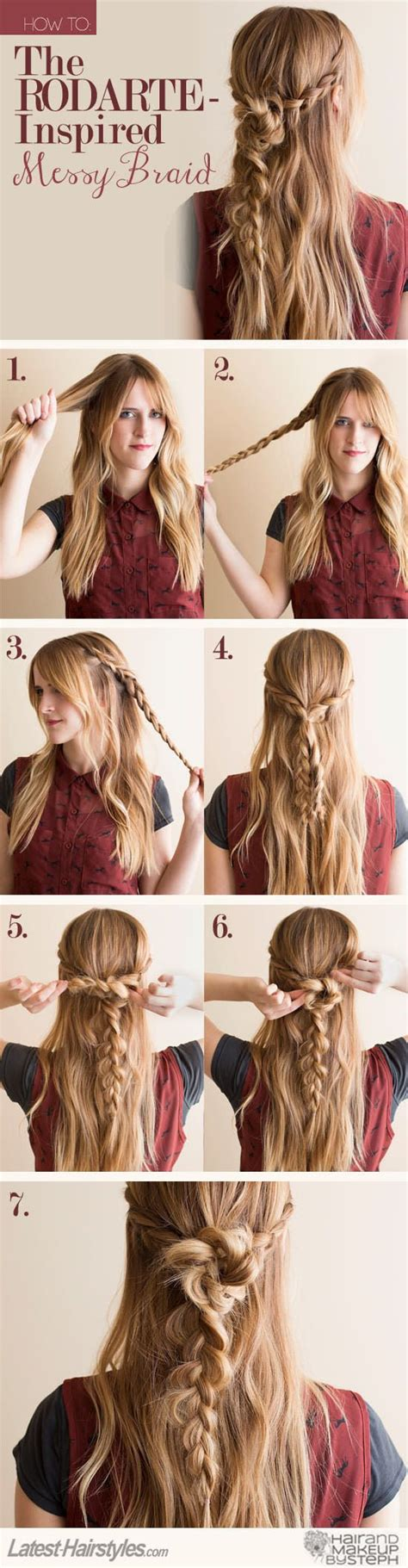 chic messy hairstyles for fall 2015 unique braided chic messy hairstyles for fall 2015 styles weekly