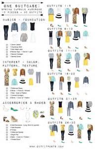 wardrobe checklist template 15 easy pieces for 30 summer capsule wardrobe