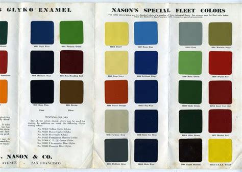 nason paint colors autos weblog
