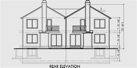 duplex floor plans with 2 car garage duplex house plans duplex house plan with 2 car garage d 422