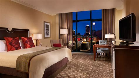 In Room For Hotels by Hotel Suites Indianapolis Omni Severin Hotel