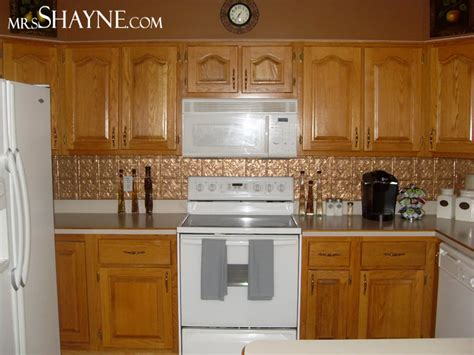 beautiful Update My Kitchen Cabinets #8: MyKitchen_Before_OakCabinets_front_view-1_zps1bd226aa.jpg