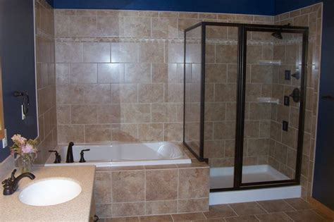 Whirlpool Tub Shower Combo by Glass Shower Whirlpool Tub Combination Casa 2 0 Bagno