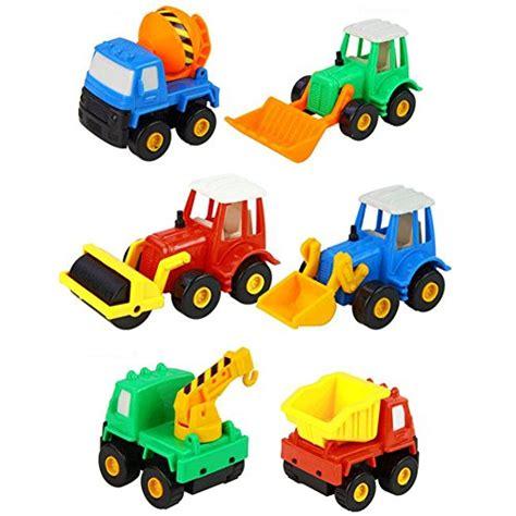Kinder Auto Ab 5 Jahre by Baufahrzeuge Spielzeug Auto Set Spielzeugauto 6 Pcs