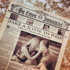 Upcoming Wedding Announcement Newspaper by 1000 Images About Wedding On Wedding