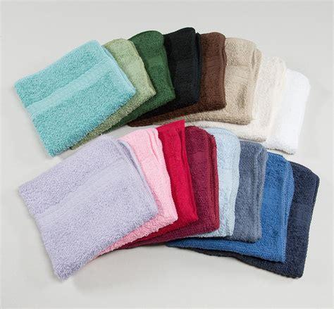 how to wash color clothes 12x12 premium color washcloths 1 lb dz texon athletic