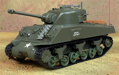 heng long rc tank USA rc m4a3 sherman tank ww2 battle ... Ww2 Sherman Tanks For Sale