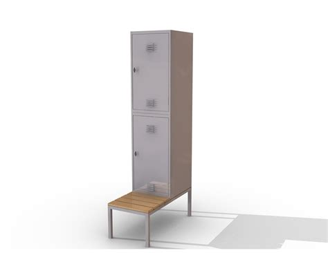 bench lockers fitatsea accommodating you two door locker with bench