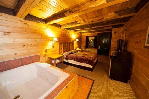 Log Cabin Inn Donegal by Hummingbird Suite Bild Log Cabin Lodge And Suites