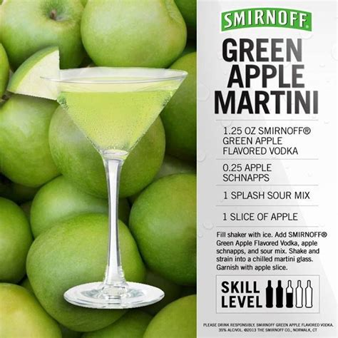 green apple martini green apple martini drinks